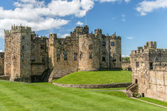 Alnwick Castle, England Royalty Free Stock Photography