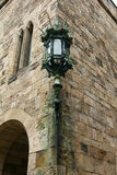 Alnwick Castle Lamp Stock Images