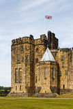 Alnwick Castle Royalty Free Stock Photo