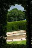 Alnwick Garden - a contemporary pleasure gardens adjacent to Alnwick Castle in the UK