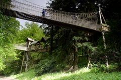 alnwick ogród zdjęcie royalty free
