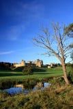 alnwick zamku Obraz Stock