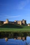 alnwick zamku Zdjęcie Royalty Free