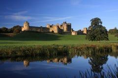alnwick zamku Obrazy Stock