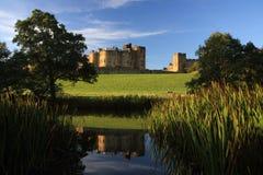 alnwick zamku Fotografia Stock