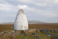 alock棕色爱尔兰纪念碑 免版税库存照片