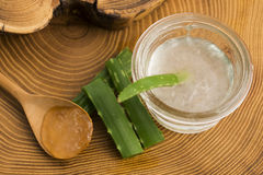 Aloe vera juice stock images
