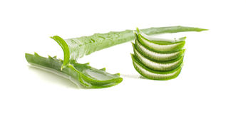 Aloe vera product Royalty Free Stock Image