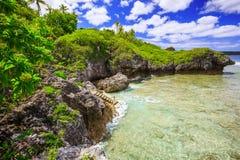 Alofi, Niue Fotografia Stock Libera da Diritti