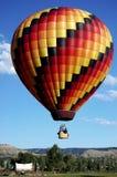aloft morgon Royaltyfri Fotografi