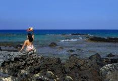Aloha Immagini Stock