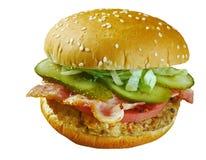 Aloha Burger Immagini Stock Libere da Diritti