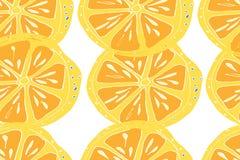 aloha Hawaii bezszwowy deseniowy Dojrzałe sok owoc ręka patroszona Obrazy Stock