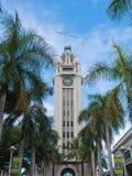 aloha honolulu torn Fotografering för Bildbyråer