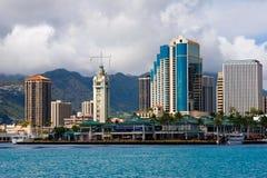 Aloha Kontrollturm stockbilder