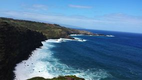 Aloha Ocean arkivbild