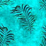 aloha seamless hawaii modell Vattenf?rgsl?endev?n arkivbild