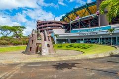 Aloha Stadium stockfotografie