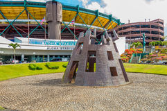 Aloha Stadium Lizenzfreie Stockfotografie