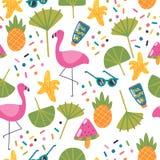 ¡Aloha Summer! ilustración del vector