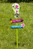 Aloha Summer Royalty Free Stock Photos