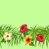 Aloha teste padrão sem emenda havaiano Ilustração Royalty Free