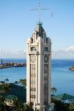 aloha torn Arkivfoto