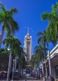 Aloha torre Fotografie Stock