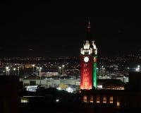 Aloha Tower Photos libres de droits