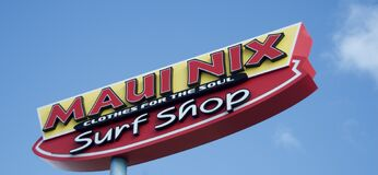 Maui Nix Surf Shop, Daytona Beach, Florida