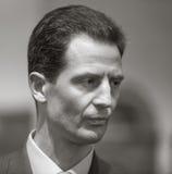 Alois, principe ereditario del Liechtenstein Fotografia Stock Libera da Diritti