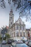 Alojamento Bruges do ` dos Burghers de Poortersloge Imagem de Stock Royalty Free