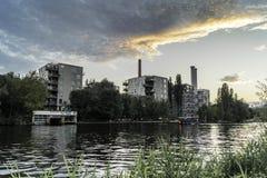 Alojamento de Berlim Fotos de Stock