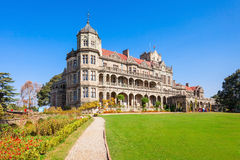 Alojamento Viceregal, Shimla fotos de stock royalty free