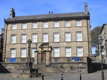 Alojamentos dos juizes & museu da infância, Lancaster foto de stock royalty free