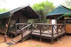 Alojamiento Mkuze del campo Fotografía de archivo