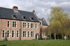 Alojamientos del estudiante universitario foto de archivo