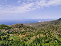 Alojera on Gomera Royalty Free Stock Photography