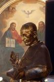 Alojzije Stepinac benedetto Fotografia Stock Libera da Diritti