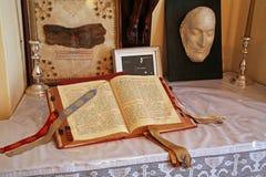 Alojzije Stepinac cardinal beatificado, santuario de Krasic, Croacia, 20 fotografía de archivo libre de regalías