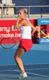 Alona  Bondarenko (UKR) at the China Open 2009 Royalty Free Stock Photography