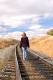 Alone Stock Images