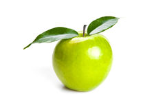 Alone Apples Royalty Free Stock Images