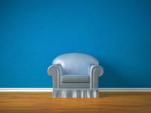 Alone chair Royalty Free Stock Photos