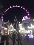 Alone di Las Vegas fotografie stock
