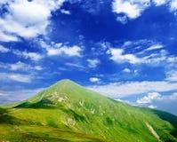 Alone mountain Stock Photo