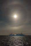 Alone solare Immagini Stock Libere da Diritti