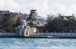 Along the Bosphorus Straits Royalty Free Stock Photo