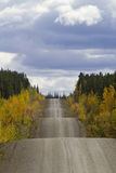 Along Cassiar-Stewart Highway in British Columbia Stock Photography
