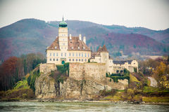 Along the Danube Royalty Free Stock Images